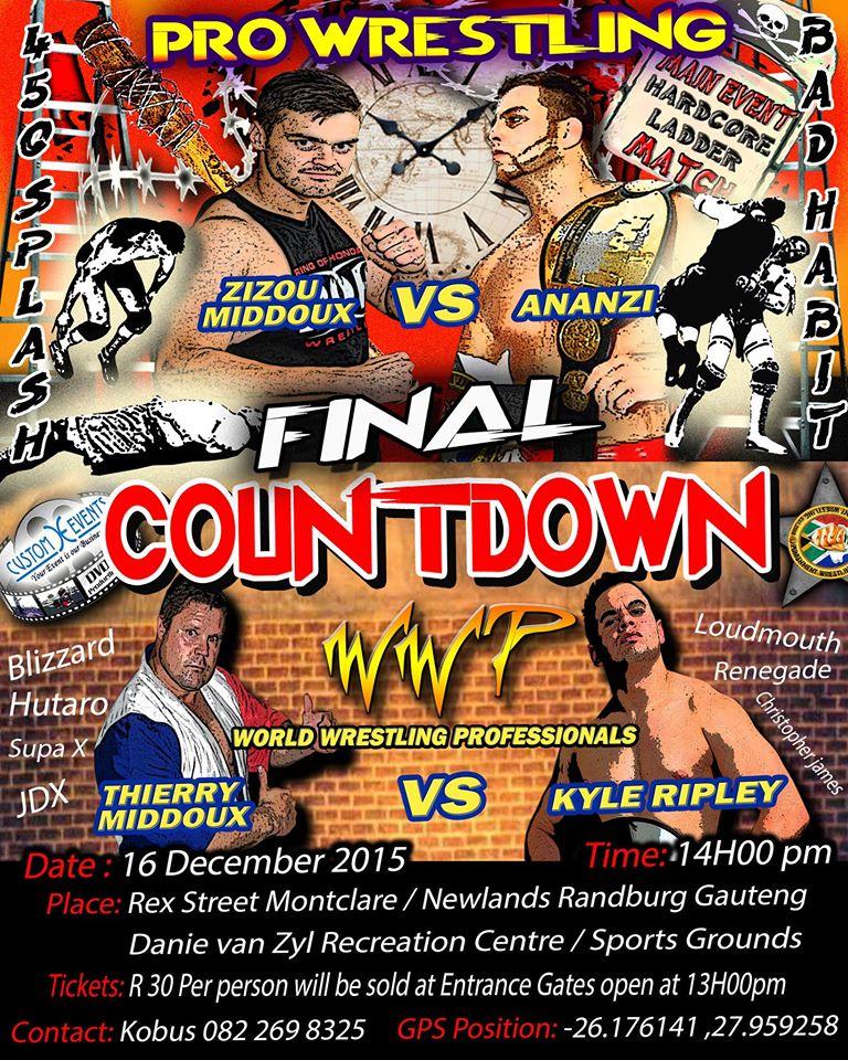 APWA - WWP Show 16 DEcember 2015 14:00