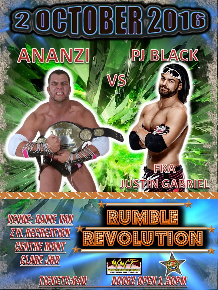 APWA - WWP Rumble Revolution 2 October 2016
