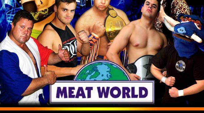 APWA Pro Wrestling 28 February 2015 Meat World Alberton